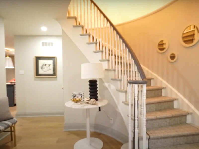 Property Brothers Forever Home Jackie & Jr house tour