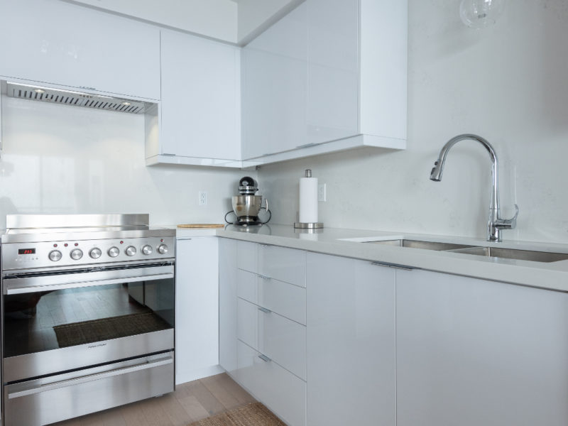 Neilson Drive Kitchen