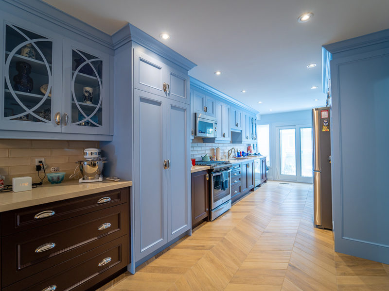 Brownstone Circle Kitchen