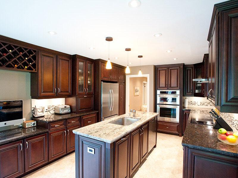 Carmel Court Kitchen renovation